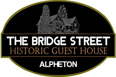 bridge steet historic guest house, bed and breakfast in suffolk